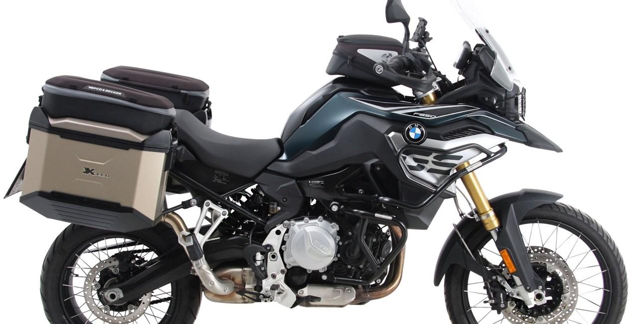 Hepco&Becker Zubehör für die neue BMW F 850 GS