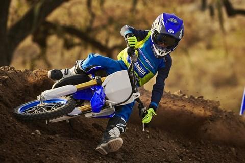 Yamaha Moto-Cross Nachwuchs Förderung