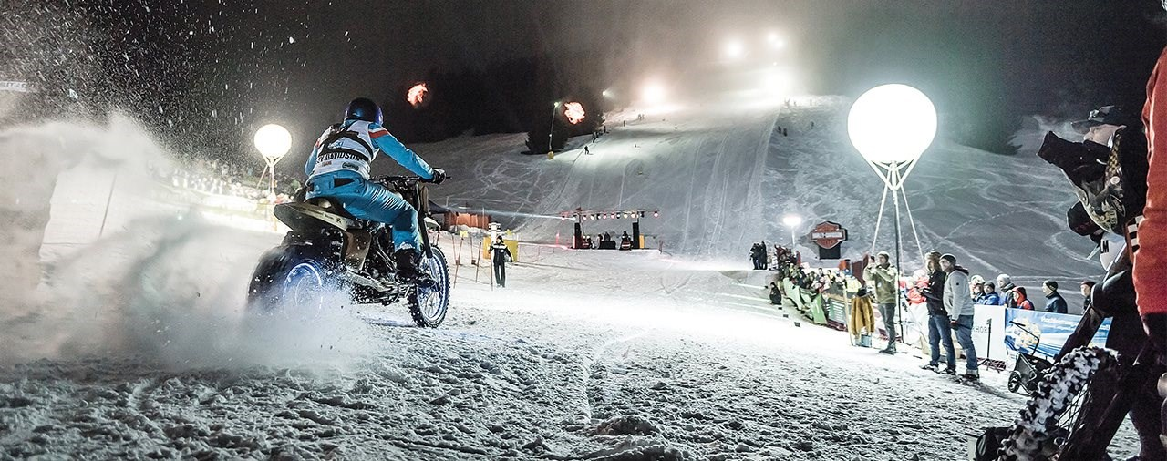 Bike&Ski Night-Race am 12.01.2019 in Ellmau