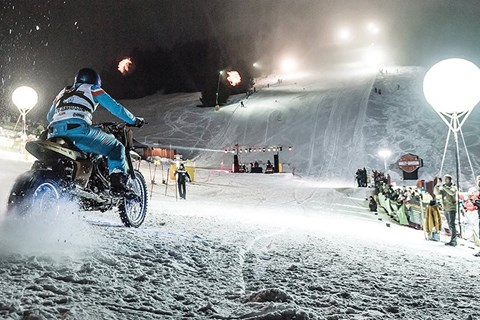 Bike&Ski Night-Race am 12.01.2019 in Ellmau