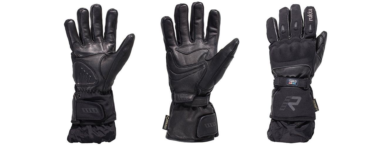 Neue Handschuhe von Rukka