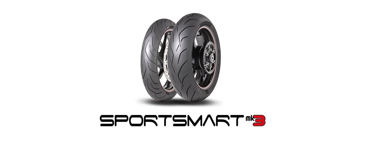 Dunlop enthüllt den neuen SportSmart Mk3