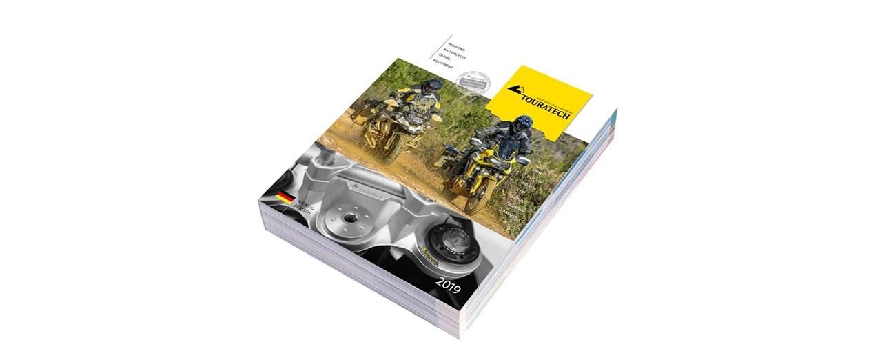Der Touratech Katalog 2019