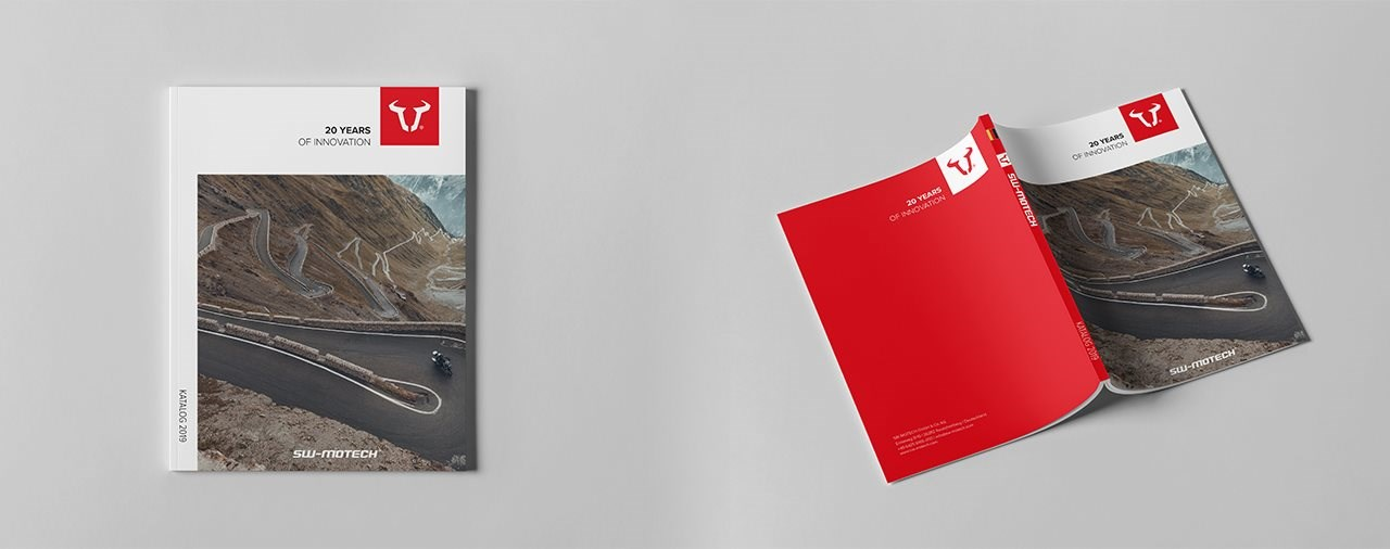 Der SW-MOTECH Katalog 2019