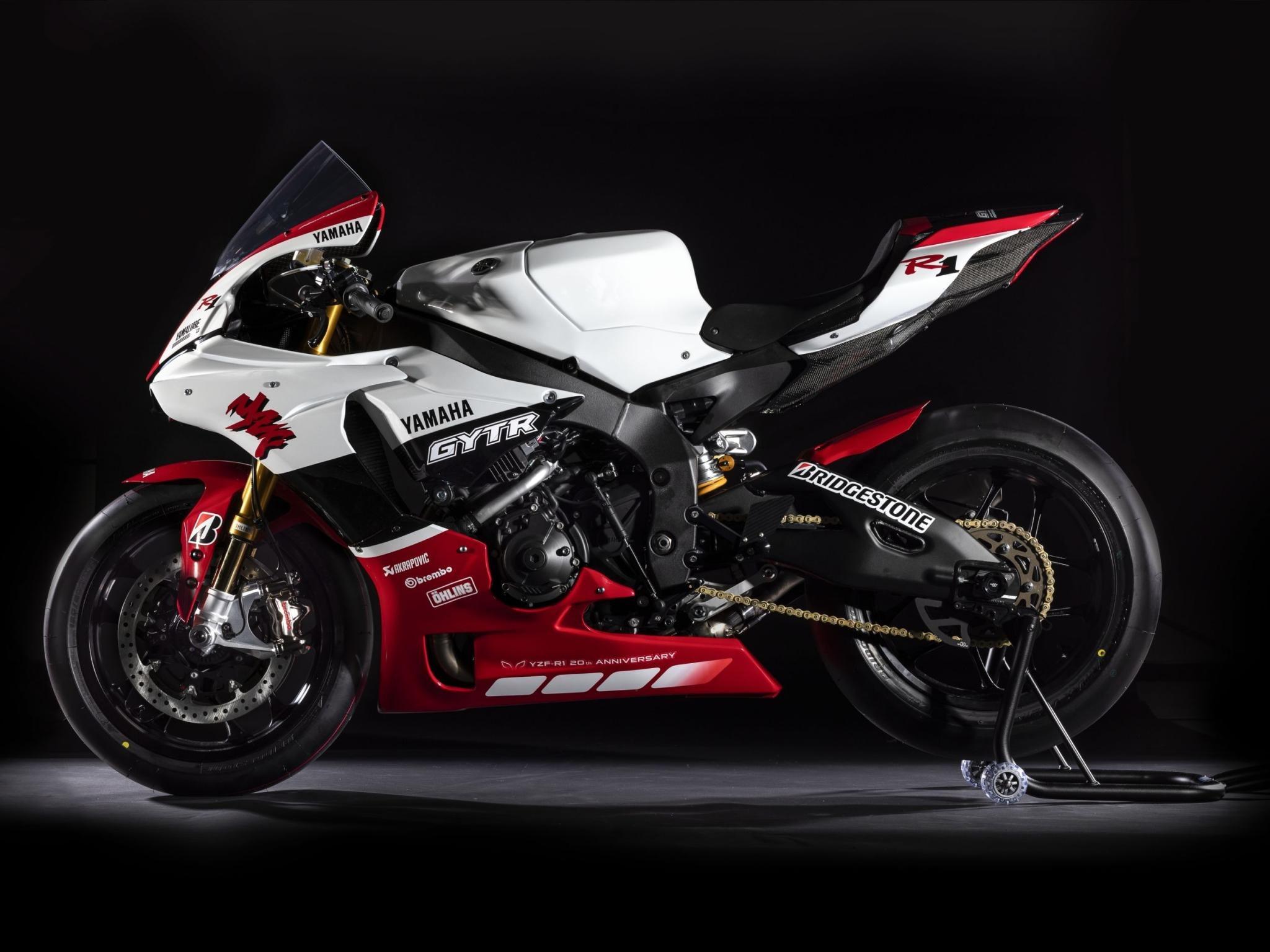 Yamaha Yzf R1 Gytr 2019 Ein Billiges Vergnugen Modellnews