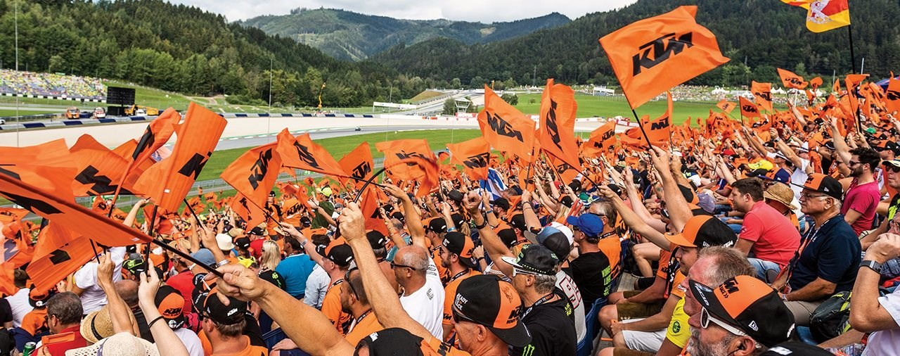 KTM FAN PACKAGE 2019