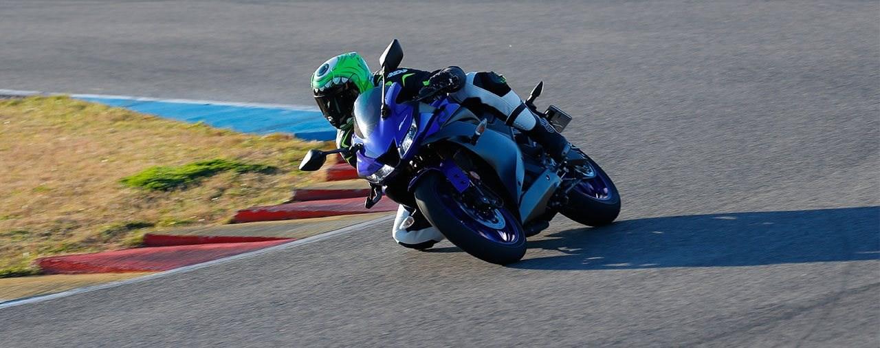 Yamaha YZF-R125 2019 Test