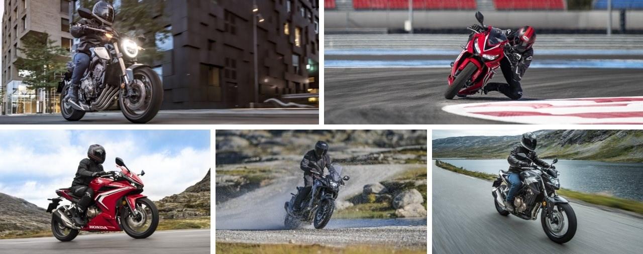 Honda Motorrad Deutschland Preisliste 2019