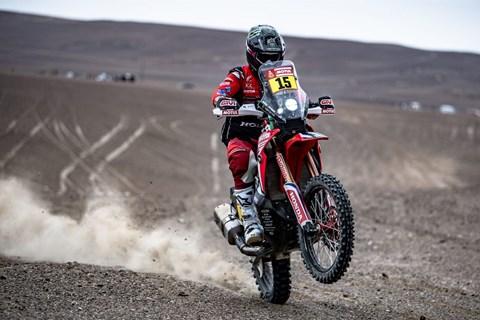 Rallye Dakar 2019 4. Etappe – Honda dank Ricky Brabec wieder vorn