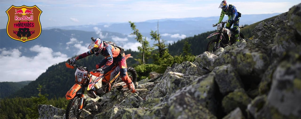 """Red Bull Romaniacs 2019 - Edition """"Sweet 16"""""""