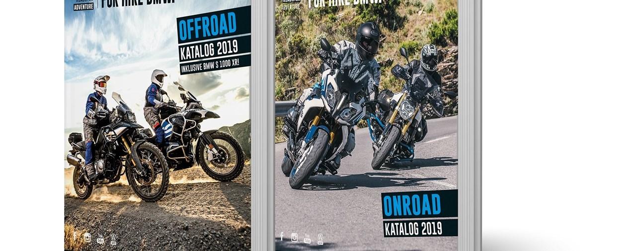 Die Wunderlich On-/Offroad-Kataloge 2019