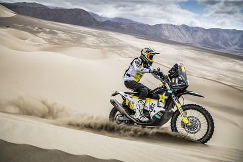 Rallye Dakar 2019 5./6. Etappe – Husqvarna wieder in Führung!