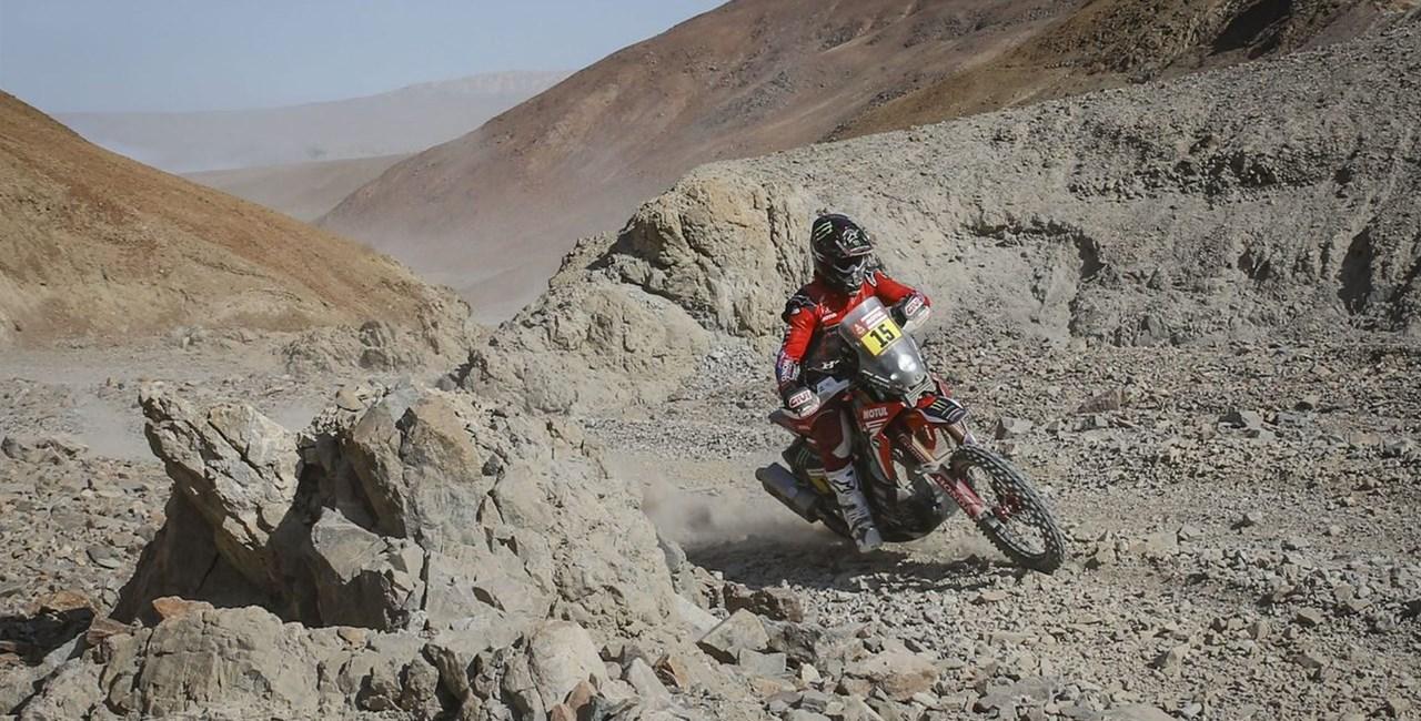 Rallye Dakar 2019 7. Etappe – KTM endlich wieder Spitze