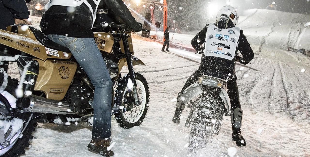 Voller Erfolg bei der Premiere von Bike & Ski in Ellmau