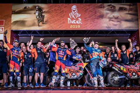 Rallye Dakar 2019 Abschlussbericht – KTM holt 18. Sieg in Folge!