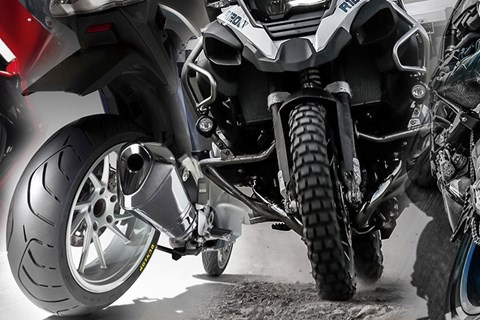 Motorradreifen Vergleich 2019 – Neuheiten, Beratung, Tipps