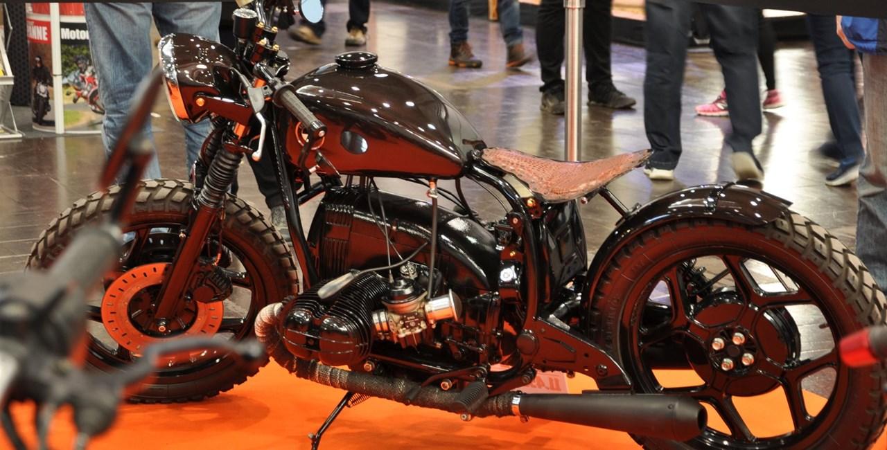 Motorradmesse in Leipzig eröffnet die Saison 2019
