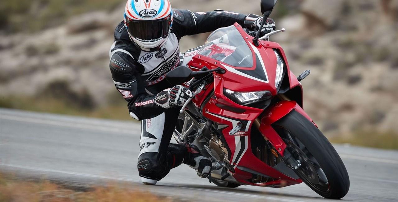 Honda CBR650R 2019 Test
