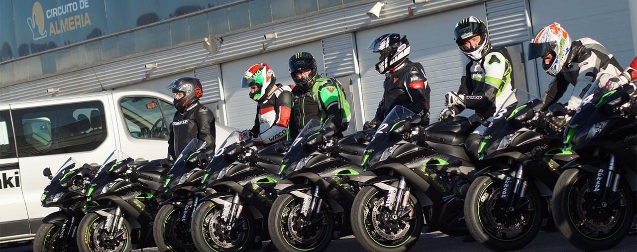 NINJA ACADEMY: Kawasaki Trainingscamp für Jedermann