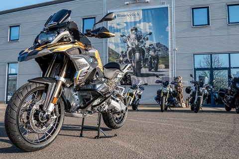 "BMW R 1250 GS ""Attack GS"" Umbau"