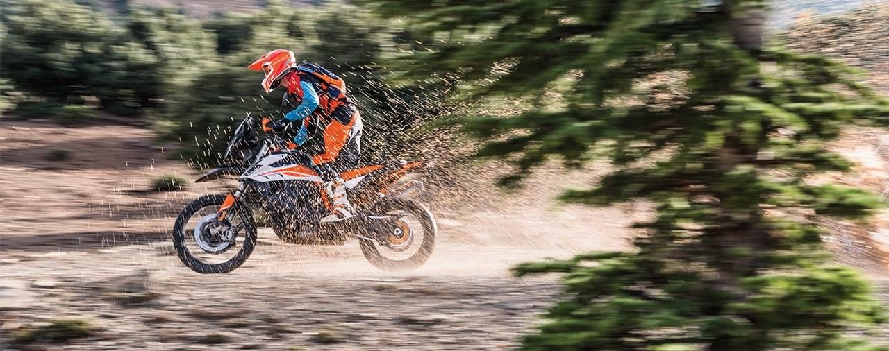 KTM ADVENTURE RALLY 2019 in EUROPA