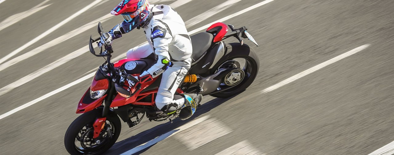 Ducati Hypermotard 950 / SP Test 2019
