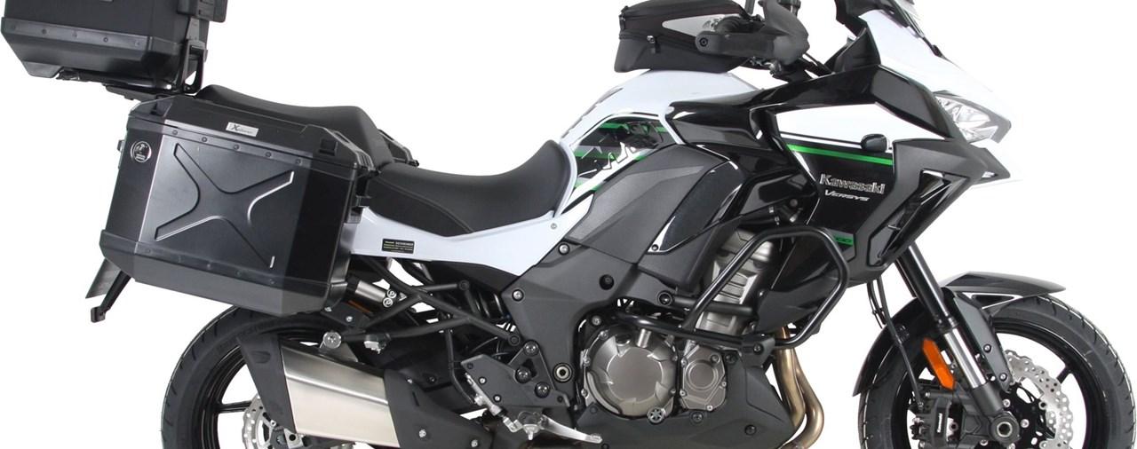 Hepco&Becker Zubehör für die neue Kawasaki Versys 1000 (MY19)