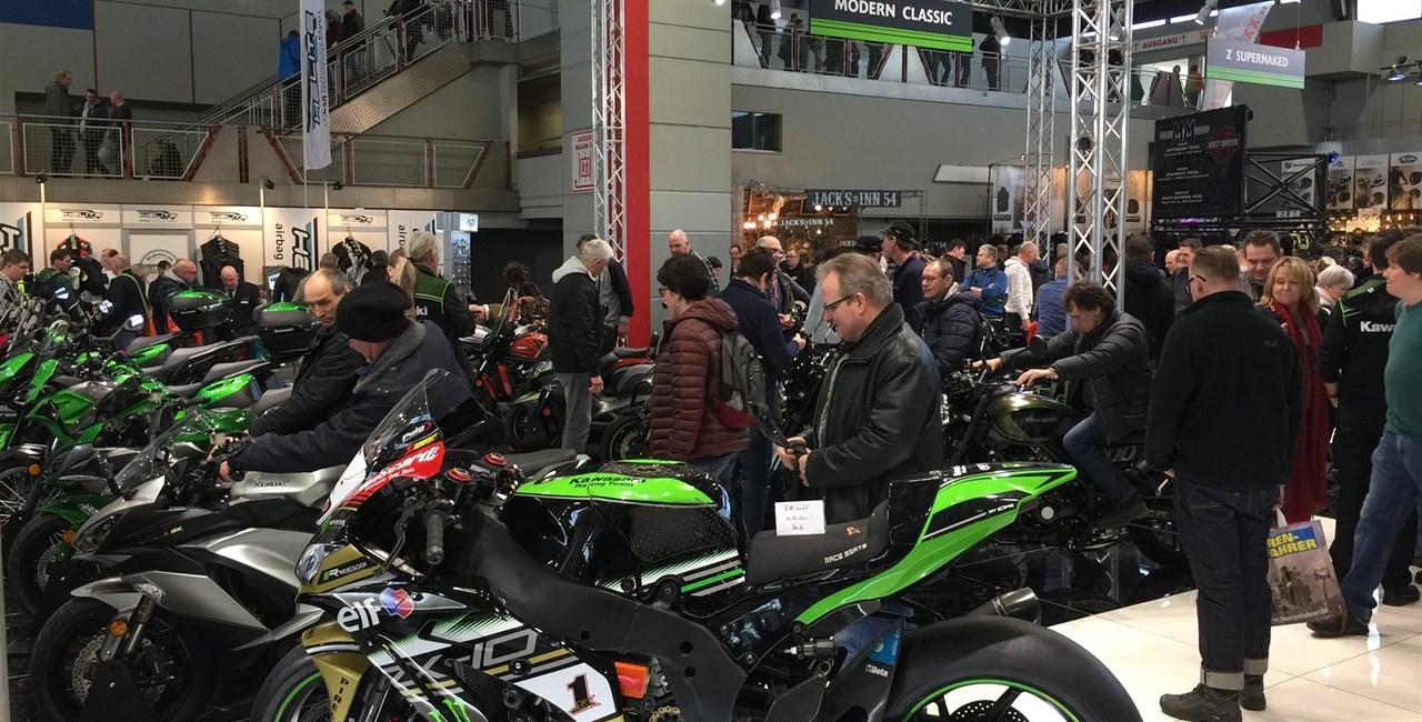 MOTORRÄDER DORTMUND 2019 - 28. Februar bis 3. März