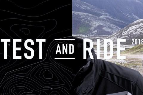 SPIDI Test and Ride 2018