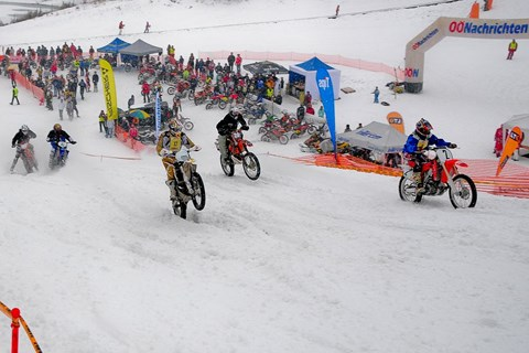 SnowSpeedHill Race 2019 in Eberschwang am 2. März 2019