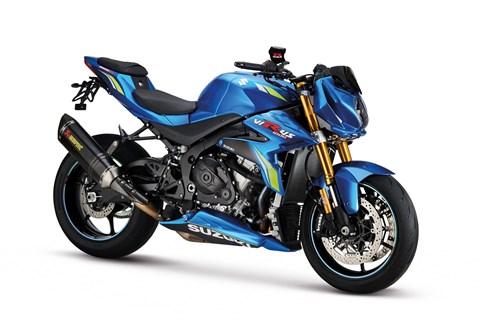 Suzuki Virus II 2019