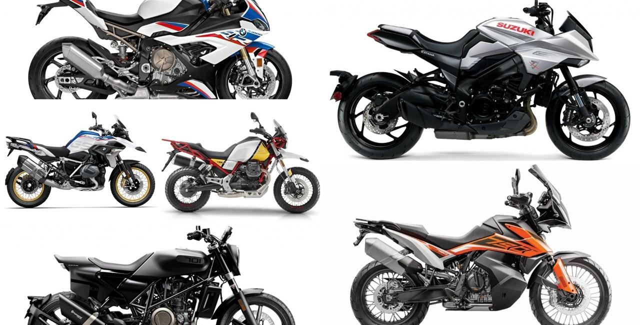 Motorrad Neuheiten Tests 2019