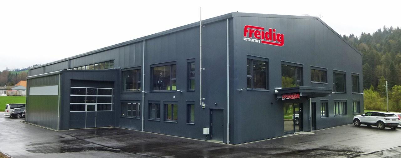 hostettler group kauft Freidig Moto-Active GmbH
