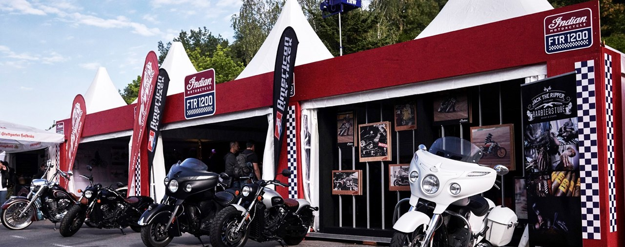 Die Indian Motorcycle DE und AT Tour 2019
