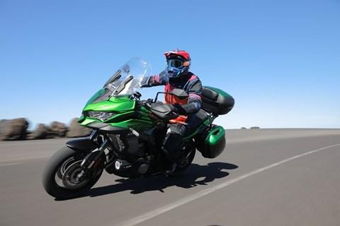 Kawasaki Versys 1000 SE 2019 Test