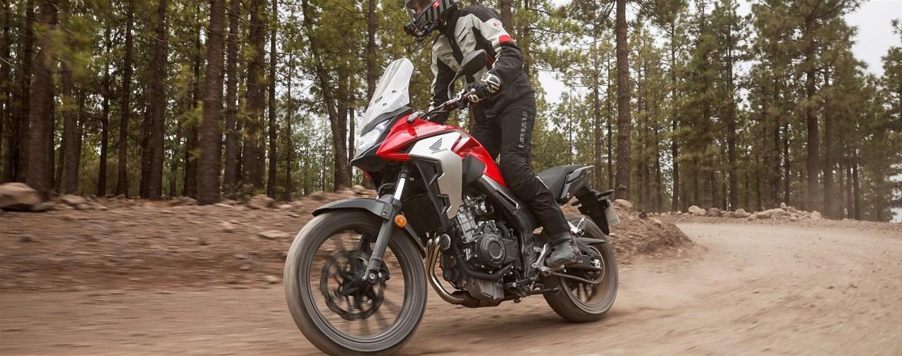 Honda CB500X 2019 Test
