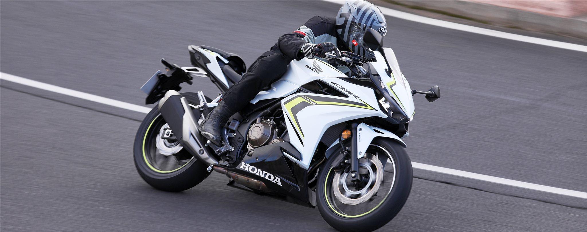 Honda CBR500R 2019 Test - Bilder, Neuheiten, Top Speed