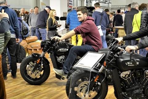 IMOT 2019: Startschuss für die Motorradsaison
