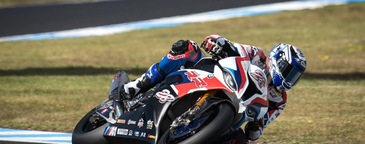 BMW S 1000 RR in der WorldSBK Saison 2019