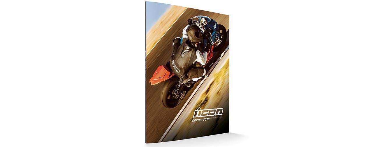 ICON Spring 2019 Katalog ab jetzt verfügbar!