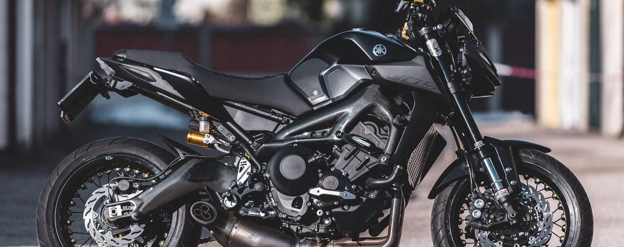 Typisierung / Eintragung von Motorradumbauten in Österreich