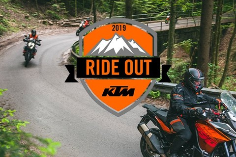 KTM RIDE OUT 2019 - 11. Mai 2019