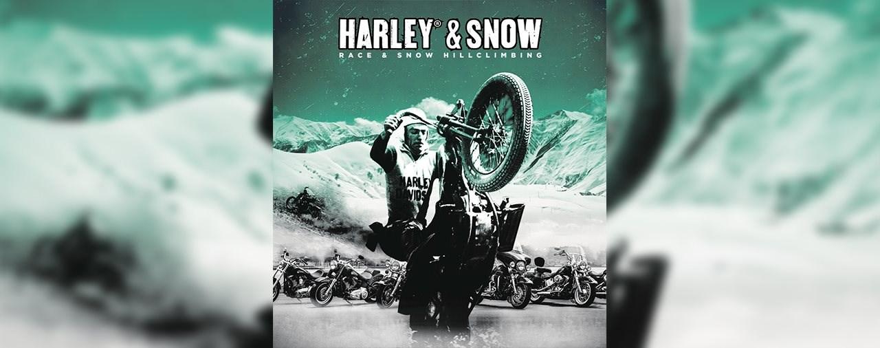 Harley & Snow von 15. bis 17. März 2019
