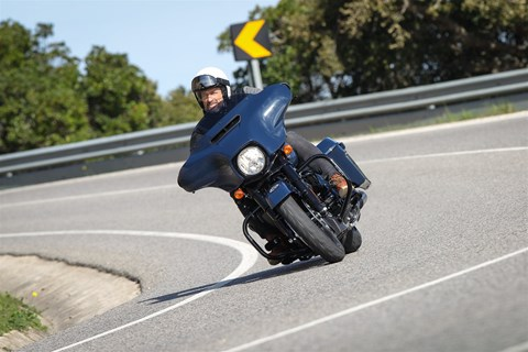 Harley-Davidson Touring Modellpflege 2019 Test