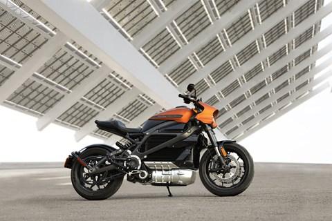 Harley Davidson verrät Leistungsdaten der LiveWire!