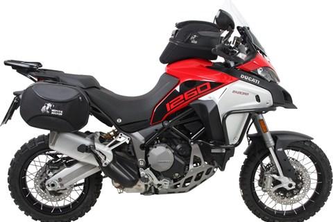 Hepco&Becker Zubehör für die neue Ducati Multistrada 1260 Enduro