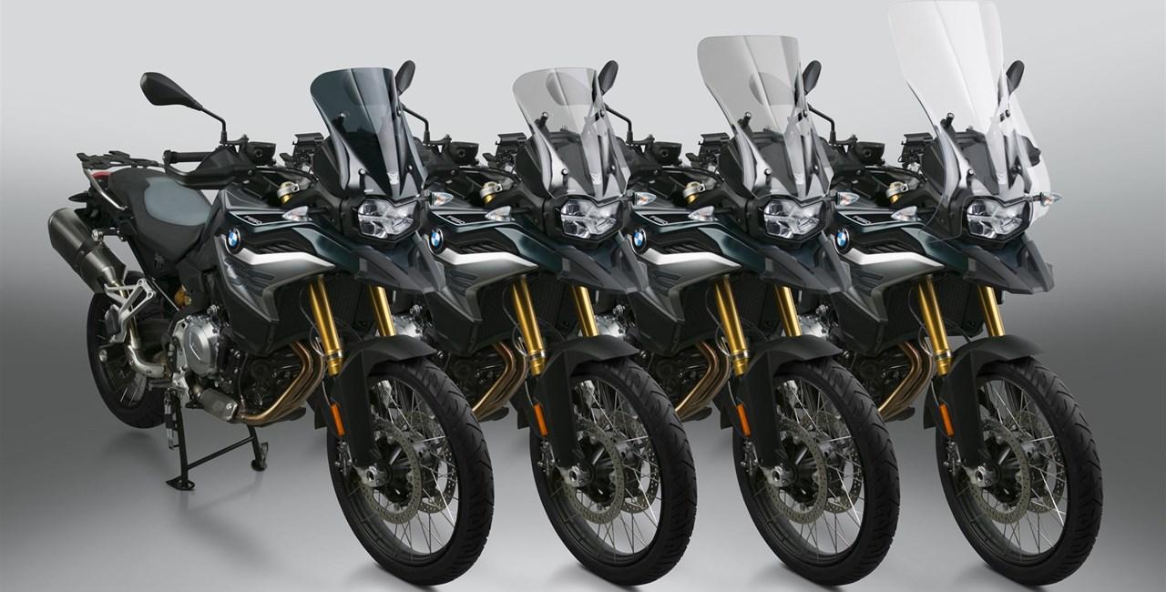 Hornig Motorradzubehör für die BMW F800R und F850GS