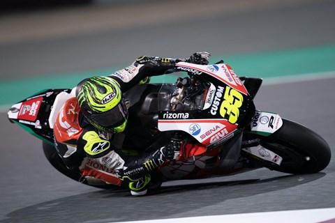 Sena und LCR Honda starten Partnerschaft in der MotoGP-WM