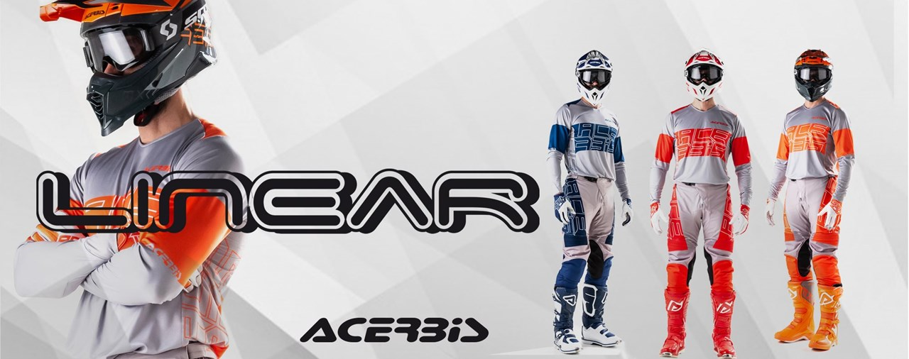 Acerbis Linear MX Limited Edition Gear