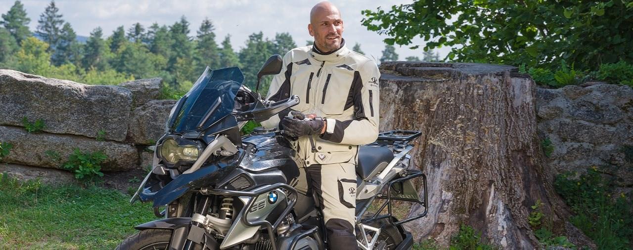 Neue Motorradbekleidung von Stadler für die Saison 2019